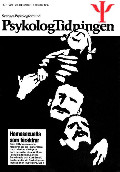 Psykologtidningen, omslag